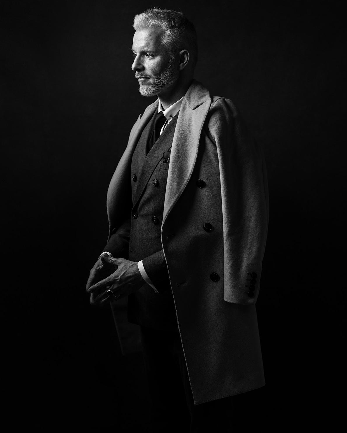 Arno Kantelberg by Frank Ruiter.